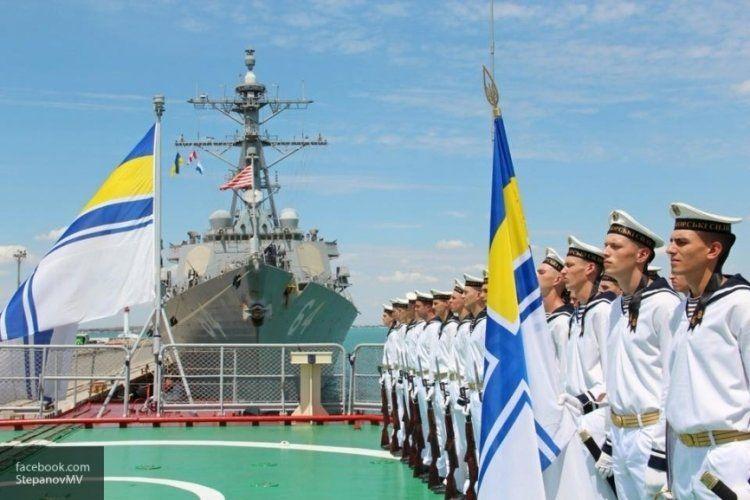 Украина иСША проведут общие учения вЧерном море