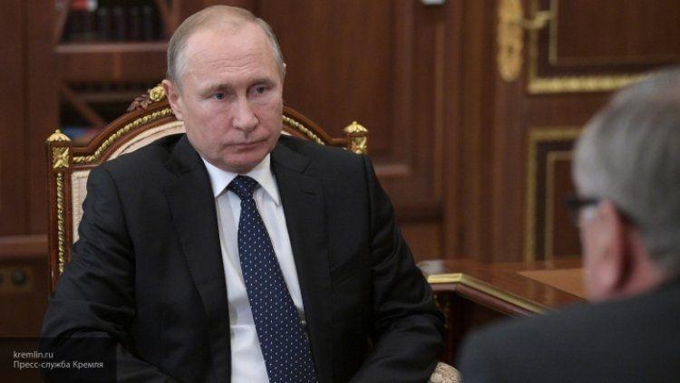 Путин объявил одвукратном понижении объема вывода средств из РФ вофшоры